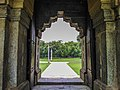 Entrance of Isa Khan Niyazi's tomb in Delhi 2.jpg
