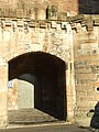 Entrance porch to Linlithgow Palace - geograph.org.uk - 641329.jpg