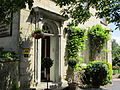 Entrance to Dinham Hall Hotel, Ludlow - IMG 0207.JPG