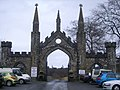 Entrance to Taymouth Castle - geograph.org.uk - 678075.jpg