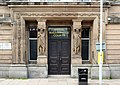 Entrance to Wirral Magistrates' Court, Birkenhead.jpg
