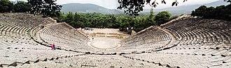 Epidaurus - Image: Epidaurus 024
