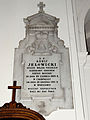 Epitaph of Holy Cross church in Warsaw - 01.jpg