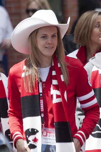 Erica Morningstar - Morningstar in Calgary, 2014