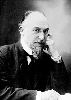 Erik Satie French composer and pianist