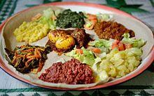 Vegetarian Ethiopian Wot Jewish Food Recipes
