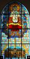 Ermita de la Virgen del Val (RPS 02-01-2016) vidriera en Alcalá de Henares.png