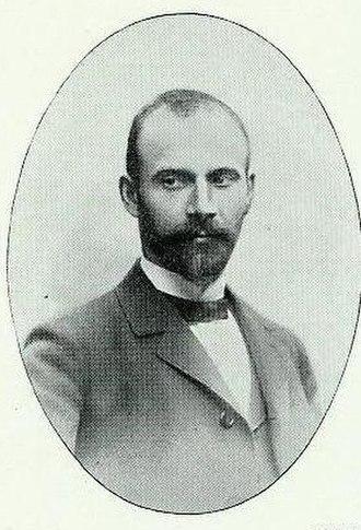 Ernst, Prince of Saxe-Meiningen - Image: Ernst Saxe Meiningen