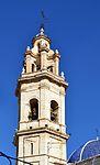 Església de sant Miquel Arcàngel, Altura, campanar.JPG
