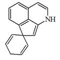 Espiro 2,5-ciclohexadieno-1,7'(1H)-ciclopenta ij isoquinolina.png