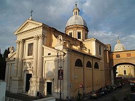 San Rocco, Rome