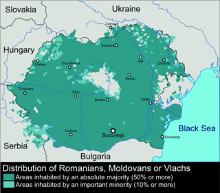 Romanians ethnic group