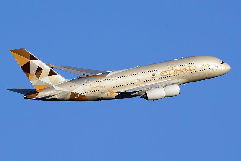 에티하드 A380