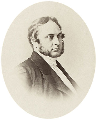 Bonapartiste - Eugène Rouher (1814–1884), French politician and President of the Senate during the Second French Empire, was the leader of the Bonapartiste faction after 1871