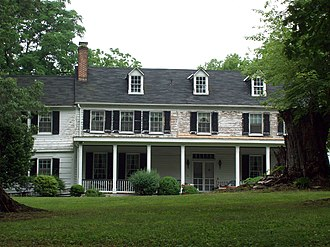 Evergreen (Owensville, Maryland) - Evergreen, May 2010
