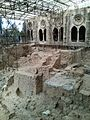 Excavation in the cloister of Lisbon Cathedral (10328935154).jpg