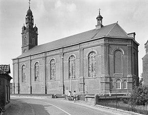 Erp, Netherlands - St. Servatius Church, Erp