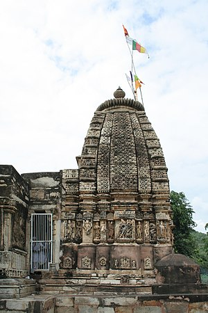Alwar district - Neelkanth temple, Alwar district, Rajasthan