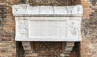 Lorenzo Tiepolo - Jacopo and Lorenzo Tiepolo's ark.
