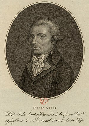 Jean-Bertrand Féraud - Jean Bertrand Féraud