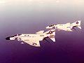 F-4B Phantoms of VF-41 in flight 1973.jpg