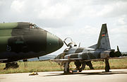 F-5 Tiger Kenya