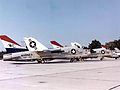 F-8K Crusaders of VMF-351 parked.jpeg