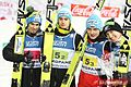 FIS Ski Jumping World Cup Zakopane 2013 - polish team II.jpg