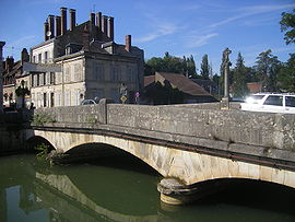 Bridge over the Beuvron