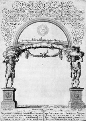 Jeremias Falck - Image: Falck Arcus Gratiae et Pacis