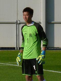Fang Jingqi Chinese association football player