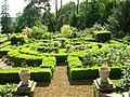 Farnborough Hall Formal Gardens - geograph.org.uk - 1303831.jpg