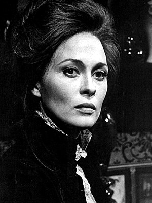 14th Golden Raspberry Awards - Image: Faye Dunaway 1971 PBS