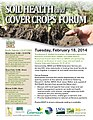 February 18, 2014 Soil Health and Forums - South Dakota Sites (12295420806).jpg