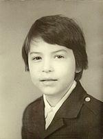 Федор бондарчук в молодости с волосами фото