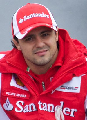 Felipe Massa - Massa at the 2011 Canadian Grand Prix