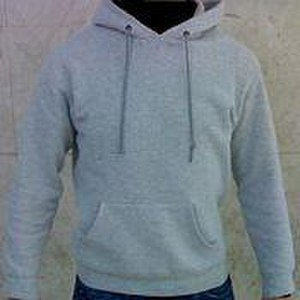 Drawstring - Hoodie with drawstring