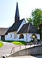 Ferlach Seidolach Filialkirche hl. Ägidius NW-Ansicht 25082011 222.jpg