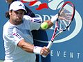 Fernando González at the 2009 US Open 05.jpg