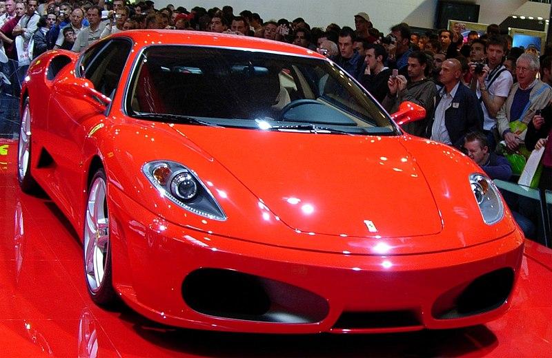 Ferrari F430 Show Car