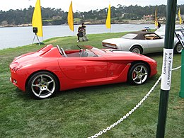 Ferrari Rossa at Pebble Beach 2005.jpg