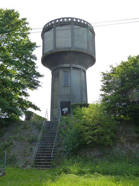 Fexhe Slins Rue Toussaint Watertoren