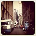 Filming in progress on Oliver Ave, downtown Pittsburgh. (5828609897).jpg