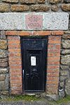 First and Last Post Box - Land's End - Cornwall, England - DSC02040.jpg