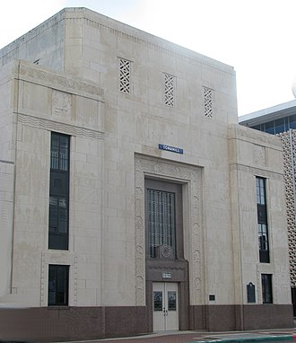 First National Bank Building (Beaumont, Texas) - Image: Firstnationalbmt