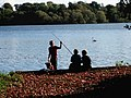 Fishing on the Mere - geograph.org.uk - 1013418.jpg