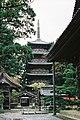 Five-storied Pagoda of Zenpoji in Tsuruoka city(61769775).jpg