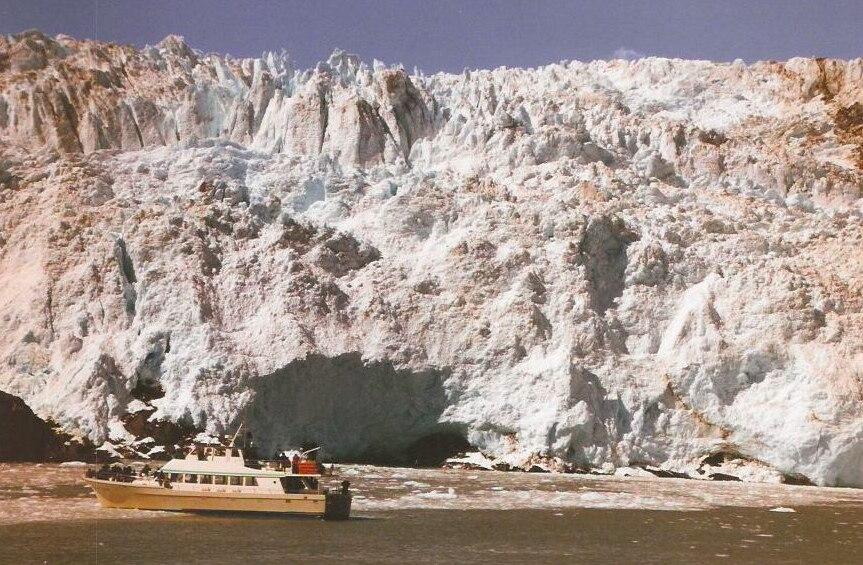 Fjordsglacier
