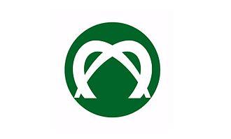 Ama, Aichi - Image: Flag of Ama Aichi