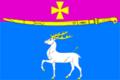 Flag of Dinskoe (Krasnodar krai).png
